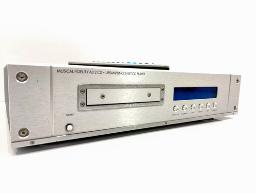 Musical Fidelity A3.2 Upsampling 24 Bit CD Player
