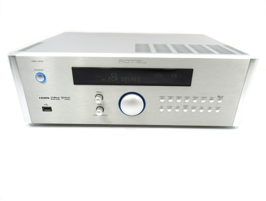 Rotel RSP-1572 7.1 Dolby Processor Amplifier