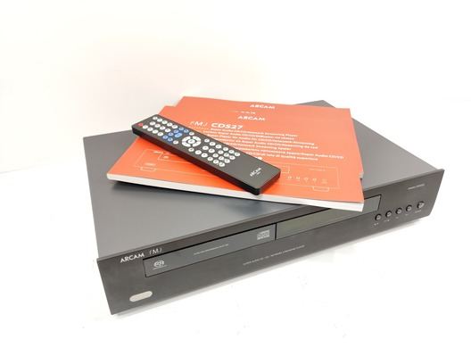 Arcam FMJ CDS 27 CD Player and Streamer