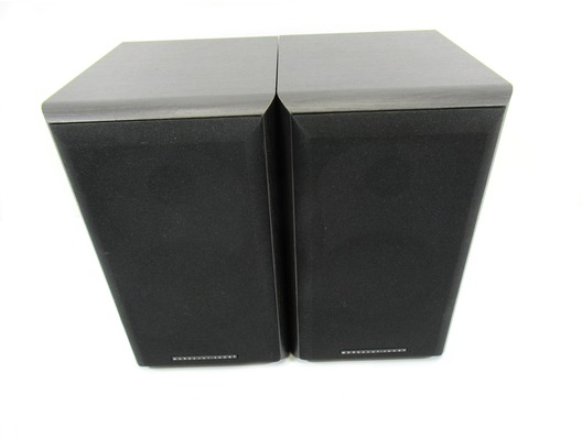 Mordaunt Short MS902 Speakers Black Ash (Pair)