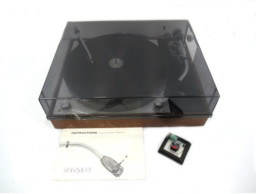 Thorens TD150 MKII Turntable With SME 3009 Series 2 Arm + Shure V15 Cart