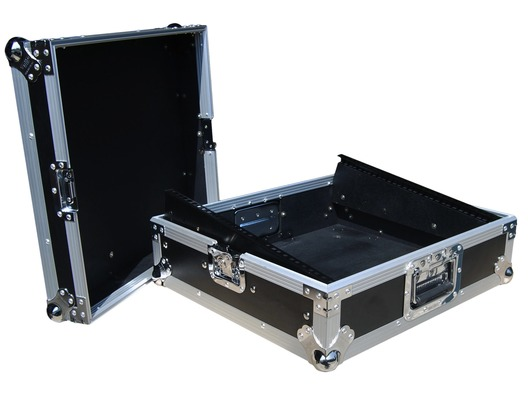 "Total Impact 19"" 10U Mixer Flight Case"