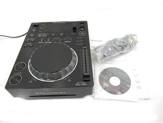 Pioneer CDJ-350 DJ Deck CDJ