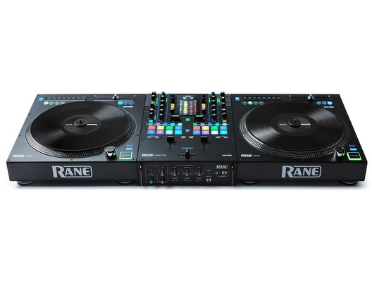 RANE 2x TWELVE and SEVENTY-TWO Mixer Package