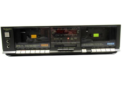 Technics Stereo Cassette Deck RS-B11W