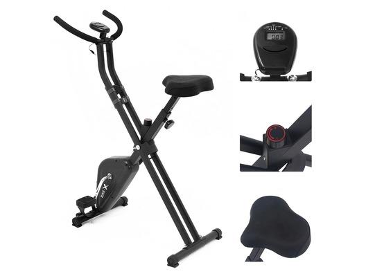 BIKE-X Exercise Bike Black/Red/Purple/Orange/Green