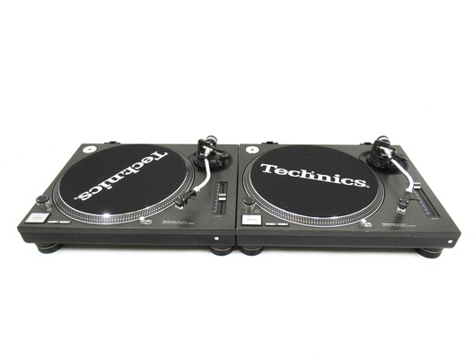 Technics SL1210 MK2 (Pair)