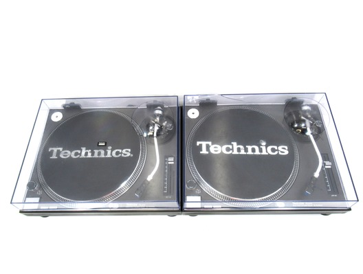 Technics SL 1210MK2 Turntables PAIR