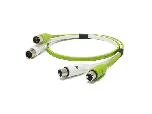 Neo d+ XLR Class B XLR female to XLR male 2M