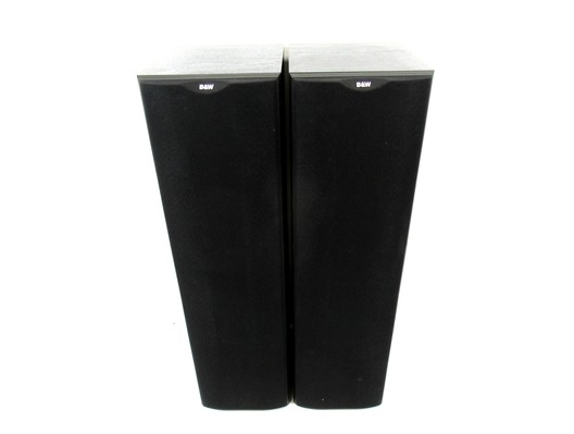 Bowers & Wilkins B&W DM 603 Speakers (Black)