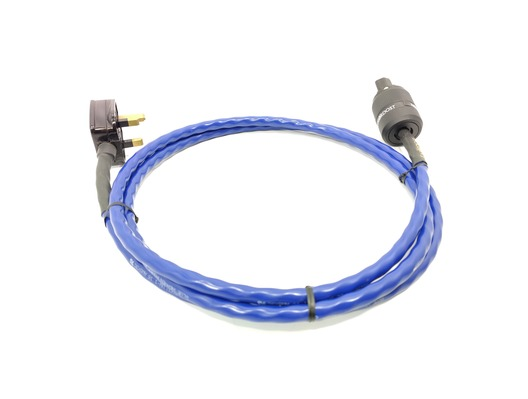 Nordost Blue Heaven 2 Metre Mains Power Cable - IEC