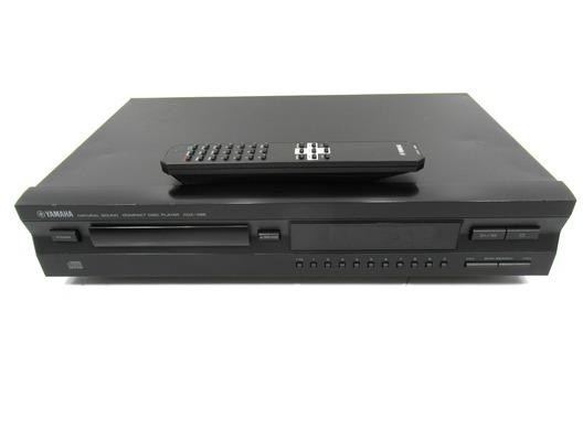 Yamaha CDX-396 CD Player