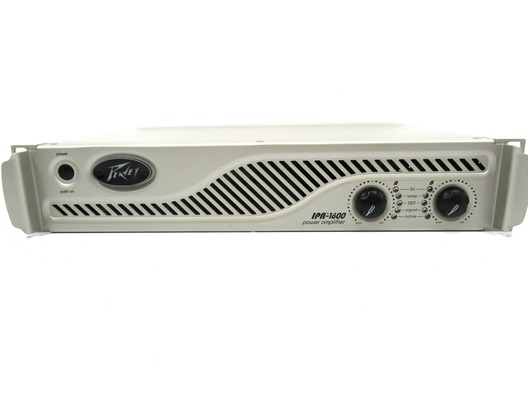 Peavey IPR1600 Lightweight Power Amplifier