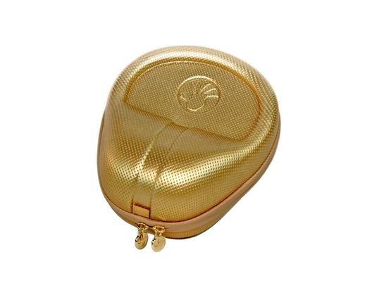 Slappa Gold Full Size Headphone Case Hardbody PRO