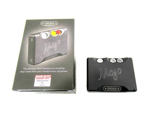 Chord Mojo Portable DAC Headphone Amplifier