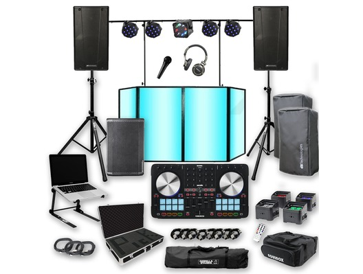 The Ultimate Advanced DJ Performance Package