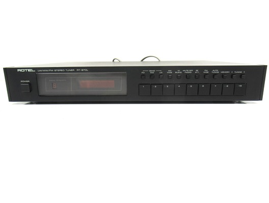 Rotel RT-870L AM/FM Tuner