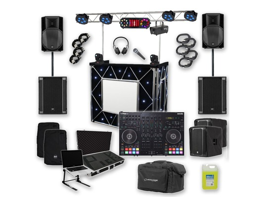 The Ultimate Extreme DJ Performance Package