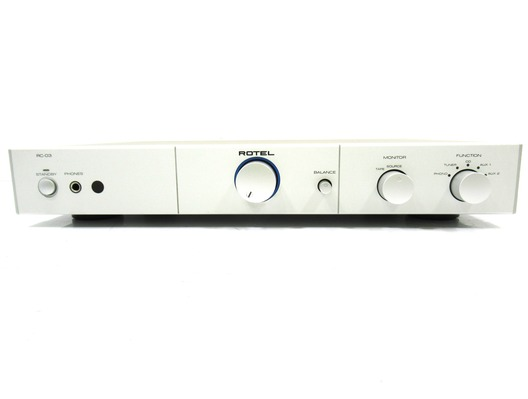 Rotel RC03 Amplifier
