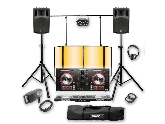 The Ultimate Beginner DJ Performance Package
