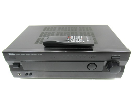 Yamaha AX-392 Amplifier