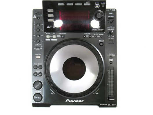 Pioneer CDJ900 DJ CD Player