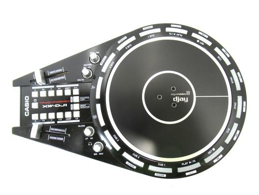 Casio Trackformer XW-DJ1 DJ Controller