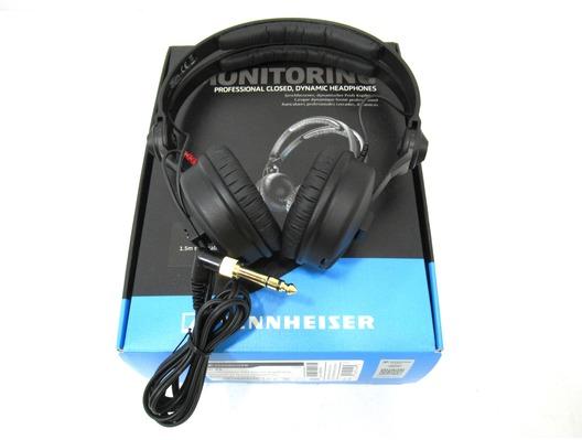 Sennheiser HD25 Black Headphones