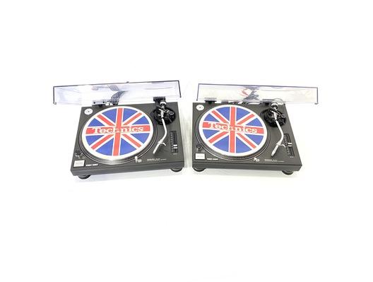 Technics SL 1210MK2 Turntables (Pair)