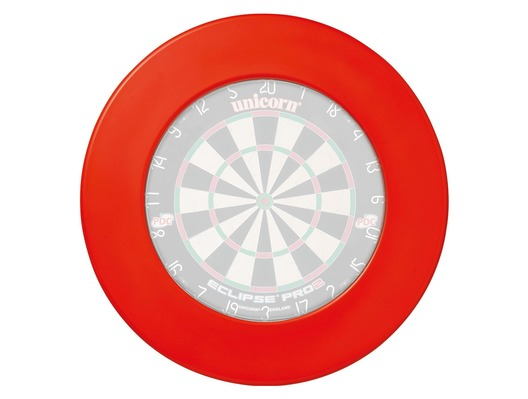 Winmau Plain Dartboard Surround Red