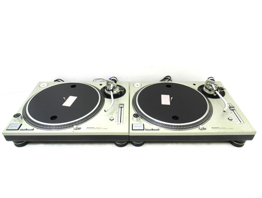 Technics SL-1200 MK5 Direct Drive Turntable (Pair)
