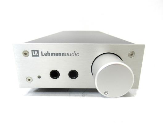 Lehmann Audio Linear D Headphone Amplifier