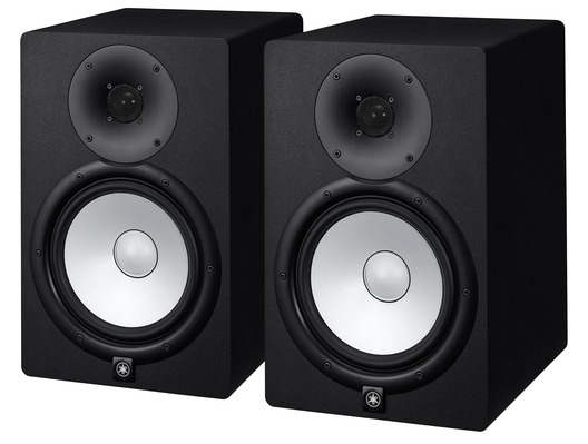 Yamaha HS8-MP Limited Edition Studio Monitors PAIR