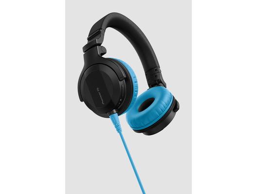 Pioneer HDJ-CUE1 Headphones With Accessory Pack