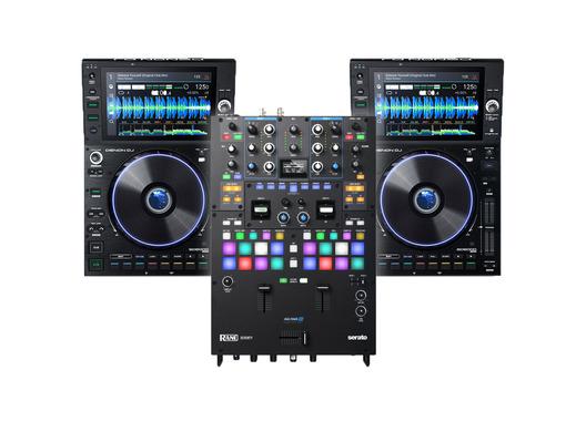 Rane Seventy Mixer + Denon 6000 Package