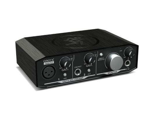 Mackie Onyx Artist 1.2 2x2 USB Audio Interface