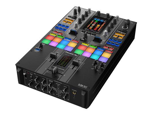 Pioneer DJM-S11 SE Scratch Mixer