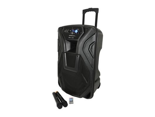 QTX Busker 15 Portable PA System