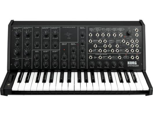 Korg MS20FS Analogue Synthesizer Black