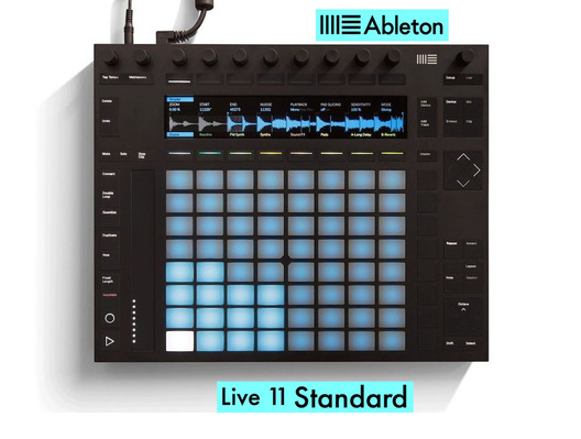Ableton Push 2 with Live 11 Standard