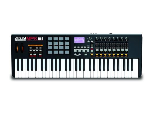Akai MPK61 USB Midi Keyboard Controller