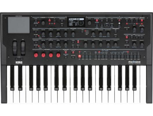 Korg Modwave 37-Key Wavetable Synthesizer