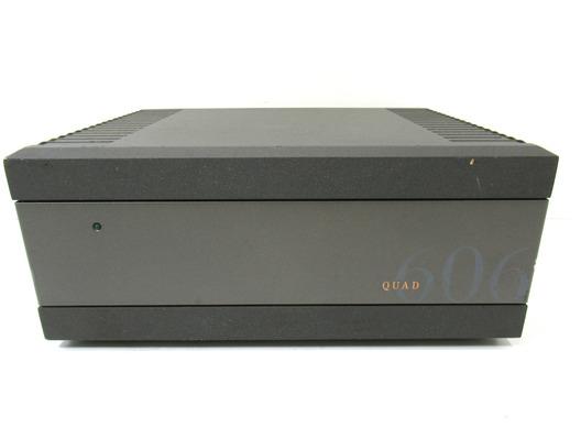 Quad 606 Amplifier