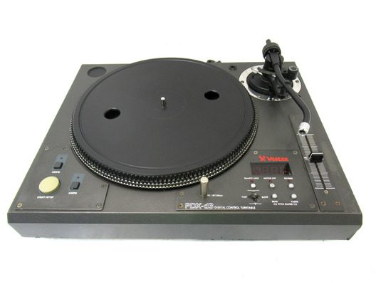 Vestax PDX D3 Digital Control Turntable