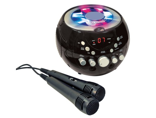 Mr Entertainer Boombox Karaoke Machine with Bluetooth