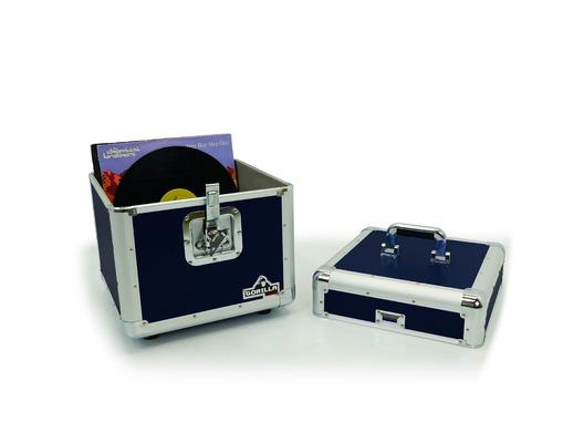 "Gorilla GC-LP100 BLUE LP100 12"" Vinyl Record Box"