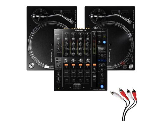 Pioneer PLX-500 & DJM-750 MK2 Package