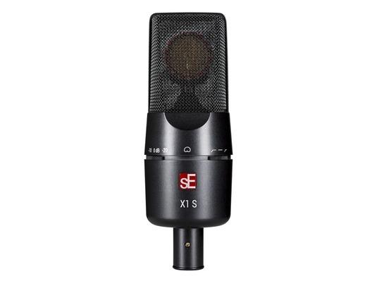 sE Electronics X1S Large Diaphragm Condenser Studio Microphone
