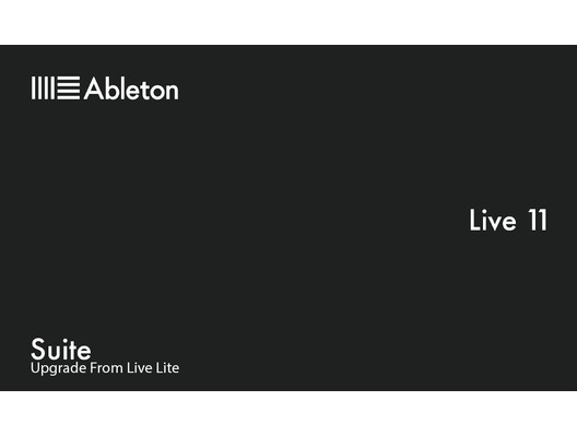 Ableton Live 11 Suite UPG from Live Lite