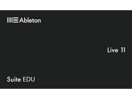Ableton Live 11 Suite Education